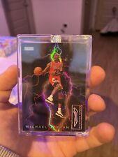 Michael Jordan Scoring Kings Black Refractor Legacy Sealed SSP Mint Serial #'d