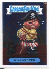 Garbage Pail Kids Chrome Series 2 Returning Card R4b Pegleg Peter