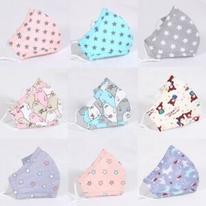 Face Mask virus UK Reusable Washable Mouth Cotton Cover double layer non medical