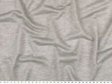 Lurex Jersey Glitzer Grau-silber 150cm