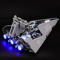 BRIKSMAX Led Lighting Kit for Imperial Star Destroyer - Compatible with Lego...