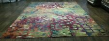 Used Safavieh Monaco Pink Contemporary Rug 9' x 12' Great condition rug