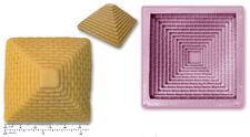Pyramide/egypte craft sugarcraft savon en caoutchouc silicone moule
