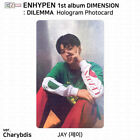 Enhypen 1st Album Dimension : Dilemma Official Photocard Hologram OS Card Poster