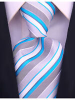 Scott Allan Striped Necktie - Mens Ties in Various Colors