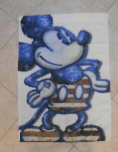 Disney Mickey Mouse American Patriotic Garden/Yard Flag