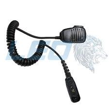 Speaker Shoulder Palm Microphone For Motorola MOTOTRBO XPR Series Two Way Radios