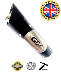GP1 EVO motorcycle Exhaust 51mm Universal Slip On End Can Exhaust Silencer