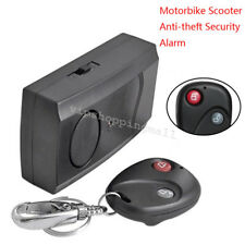 Motorcycle Motorbike Scooter Anti-theft Security Alarm 120DB Great For AntiTheft