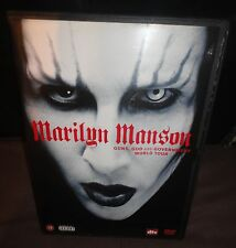 Marilyn Manson - Guns, God And Government World Tour (DVD, 2002)