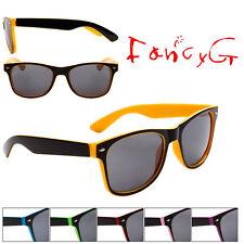 Fashion Sunglasses Unisex Classic Style UV 400 Protection x 12 Assorted