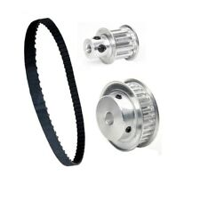 XL Pulley Timing belt Reducer ratio 2:1 CNC KIT Router Plasma Laser Mill Lathe