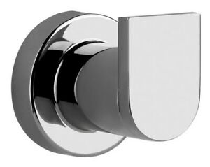 Abey GESSI EMPORIO WALL MOUNTED ROBE HOOK Chrome *Australian Brand