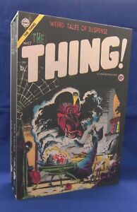Pre Code Classics Selected Works The Thing Slipcase Vol 1 & 2 2014 New Mint
