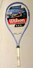 Wilson Adult Tennis Racquet Triumph XL Head Air Lite Alloy Large Sweet Spot NEW