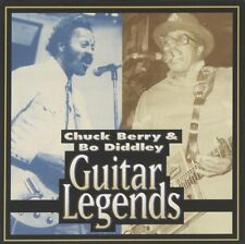 Guitar Legends by Chuck Berry (CD, Feb-1997, Universal Special Products)