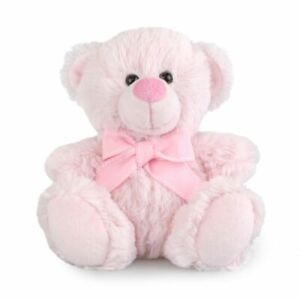Korimco My Buddy Bear Kids/Children 16cm Soft Plush/Stuffed Toys 3y+ Pink