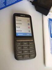 Nokia  C3-01 - Grau (Ohne Simlock) Smartphone  gut erhalten !!