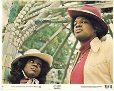 """Hit Man"" Bernie Casey 1973 Lobby Card 8x10 Still Photo 73/13 Blaxploitation"