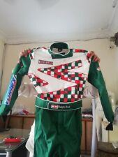 Tony Kart Racing Suit Cik-Fia Level 2 + Free Gift of Balaclava