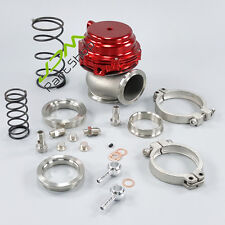 RED 44mm V-Band Performance Turbo External Wastegate Water Cooled 14 PSI Spring