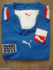 Maillots de rugby bleu taille XXL