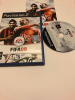 😍 Jeu Playstation 2 Ps2 Pal Fr fifa football 09 2009 complet