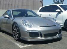 PORSCHE 991 GT3 STYLE FRONT BUMPER FOR C2 C4 2012 TO 2014 CARRERA