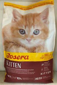Josera Kitten 10kg Bruch + Geschenk