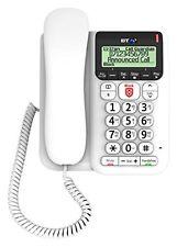 BT Decor 2600 Advanced Call Blocker Corded Telephone