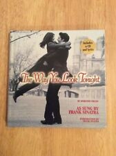 The Way You Look Tonight - Dorothy Fields Frank Sinatra CD - HC 1st/1st New