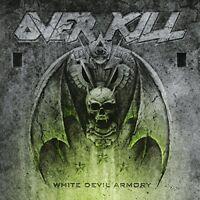 Overkill - White Devil Armory [CD]