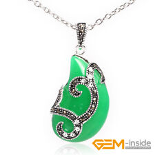 Gorgeous Tibetan Silver Moon Shape Pendant Jewelry Party Gift for Girls Charm