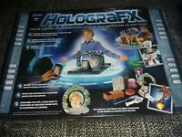 Holografx Kit John Adams Hologram projector use with smartphone Holographic