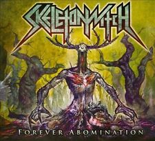 Skeletonwitch Forever Abomination Digipak