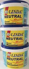 LINDA: Neutral Spezial Waschmittel Feinwaschmittel Feinwaschkonzentrat 3x 500ml