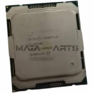 Intel Core i7-6850K 6-Core 3.6 GHz LGA 2011 Desktop CPU