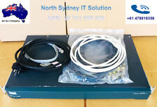 Cisco Access Terminal Server, 2610XM, NM-16A, Octal Cable, Warranty, Invoice
