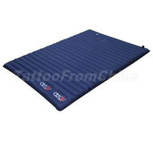 Inflatable Camping Tent Air Bed Mat Sleeping Mattress Pad Ultralight 2-3 Person