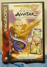 2005 Avatar Trading Card Game Set The Last Airbender NICKELODEON QUICKSTRIKE