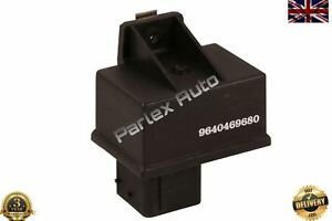 Glow Plug Relay 9640469680 For Citroen Berlingo C1 C2 C3 C4 C5 Dispatch Nemo