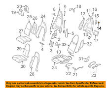 PORSCHE OEM 05-13 911 Front Seat-Adjust Knob Right 99752162402V05