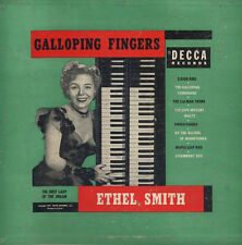 "Ethel Smith - Galloping Fingers - 10"" LP"