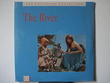River, The: Jean Renoir's Criterion 1951 Laser Disc NEW - Nora Swinburne - nMint