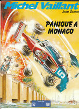 Michel Vaillant. Panique à Monaco. ELF 1986