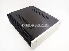 2107 Full Aluminum Amplifier Enclosure/ Headphone Amp /Preamp Case DIY Chassis