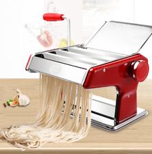 New manual Fashion Household Noodle Pressing Machine Dough roller Dough sheeter