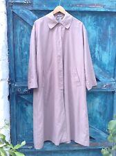 womens Raincoat Vintage Flasher Mac Trench 40s Landgirl