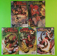 Red Goblin #1 First Print, Woods 1:25, Daughtry Wraparound, Lim, Marvel 2019
