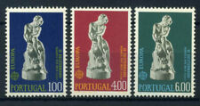 Portogallo 1974 Mi. 1231-1233 Nuovo ** 80% Europa Cept, Scultura